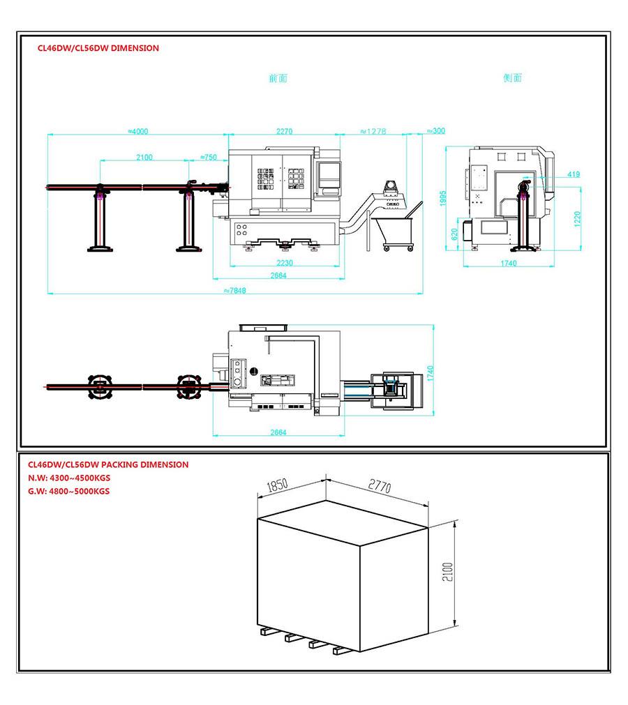 product-tailstock cnc lathe; turret lathe-JSWAY-img-4