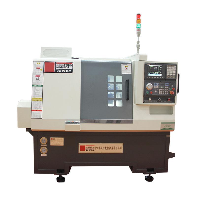 product-gang tool lathe;slant bed lathe-JSWAY-img