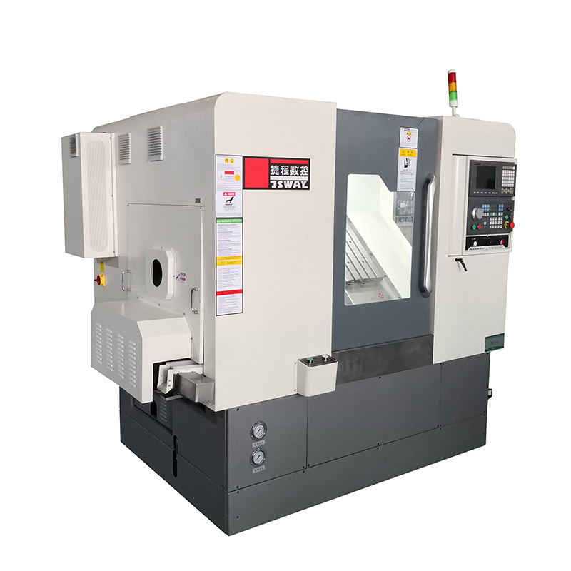 product-CFG46CFG56 2 axis gang type slant bed CNC lathe machine-JSWAY-img