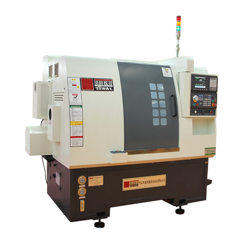 product-CFG46DCFG56D 2 axis slant bed turret CNC lathe machine for sale-JSWAY-img