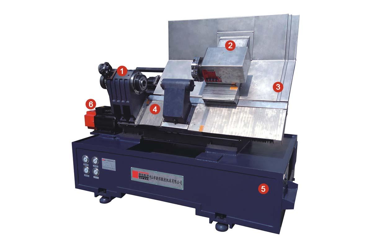 product-turret CNC lathe-JSWAY-img