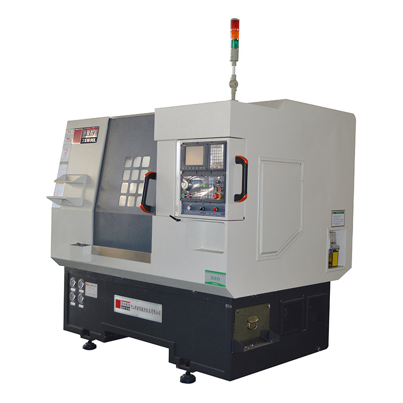 product-JSWAY-2020 new B8D Multi axis gang type slant bed CNC turning lathe-img