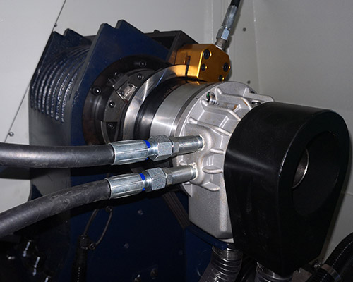 product-2020 new M46X Multi axis gang type slant bed CNC turning lathe-JSWAY-img-2